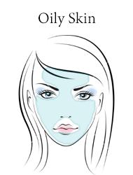 Oily Skin Type
